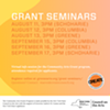 CREATE Grants Info Session @