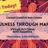 Virtual Art Class - Mindfulness Through Mandalas @