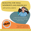 Workshop: Budgeting for Small Nonprofits and Artists @