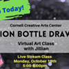 Potion Bottle Drawing - Cornell Creative Arts Center - Virtual Class @