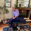 Stress and Release: How This Kingston Chiropractor Frees Up Years of Bound-Up Energy in the Body