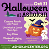 Ashokan Halloween @ Ashokan Center