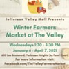 Winter Farmers Market at The Valley @ Jefferson Valley Mall