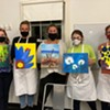 Loosen Up And Paint: A BYOB Night Out! @ The Rye Arts Center