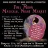 Virtual Full Moon Magickal Market @