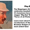 Play Ball!  Virtual Program on 19th century Slugger & Hall of Famer Dan Brouthers @
