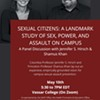 Sexual Citizens: A Landmark Study of Sex, Power, and Assault on Campus @