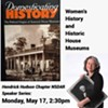 Women's History and Historic House Museums @
