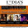 Tom DePetris Quartet @ Lydia's Cafe