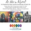 IN THE MOOD: Art Inspired by Music and the Soundscape of Daily Life @ The Goshen Music Hall/Goshen Art League Gallery