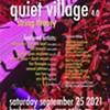 Quiet Village 4.0: String Theory @ Hasbrouck Park
