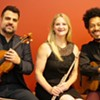 CLARION CONCERTS OF COLUMBIA COUNTY PRESENTS THE TRIO VIRADO ON SUNDAY SEPTEMBER 26 AT THREE PM AT THE HUDSON HALL IN HUDSON, NEW YORK @ Hudson Hall at the Historic Hudson Opera House