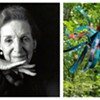The Enchanted Garden: Colors in Motion - Sculptures of Dorothy M. Gillespie @ Rockland Center for the Arts