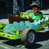 Kingston Artists Soapbox Derby on August 16