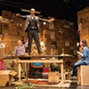 """The Object Lesson"" at Bard's LUMA Theatre"