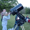 Spring Star Watch @ Delaware Highlands Conservancy NY Office