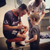 Stockade FC's First Home Games