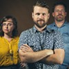 Jon Stickley Trio Jams in Albany