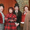 A Christmas Carol @ Half Moon Theatre at the Culinary Institute of America's Marriott Pavilion