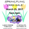 Spring Fling Yard SAle @ St. Thomas Episcopal Church