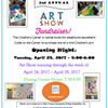 Art Show Fundraiser @ The Children's Center at SUNY Ulster