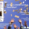 So You're Certified? Now What? @ Women's Enterprise Development Center - Westchester County