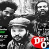 Defiant Ones Memorial Day Weekend Dance Party @ The Lodge