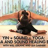 Yin+Sound=Yoga: A Yin Yoga and Sound Healing Experience @ Menla Mountain Retreat  & Conference Center