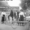 Suffragettes Bicycle Parade and Community Convening