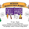 Really Free Mart @ Prattsville Art Center