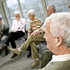 Support Group for Alzheimer's Early Stage Caregivers @ Meals on Wheels
