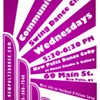 Community Swing Dance @ Roost Studios & Art Gallery