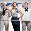 """Anything Goes"" Performance @ Nelly Goletti Theatre"