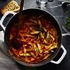 Colu Henry Pasta Recipe: Smoky Garganelli alla Vodka