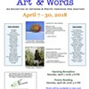 Art & Words: An Exhibition of Art & Poetry Inspiring One Another @ Emerge Gallery & Art Space