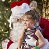 Santa Visits the Rosen House @ Caramoor Center for Music and the Arts