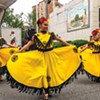 A Cinco de Mayo celebration in downtown Peekskill.