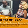 Backstage Pass: Film & Media Mixer @ Michelson Studio II