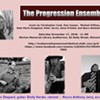 Progression Ensemble: Rocco Anthony Jerry, Eric Despard, Emily Herder @ Morton Memorial Library