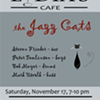 The Jazz Cats @ Lydia's Cafe