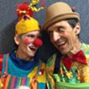 The Funshine Merrymakers: Skits, Songs, Games, and Magic @ Tivoli Free Library