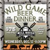 Wild Game Beer Dinner @ Mill House Brewing Company