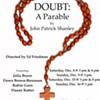 Doubt: A Parable @ Philipstown Depot Theatre