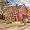 Old Barn, New Tricks: A Converted Barn Home for Sale in Woodstock