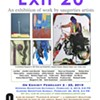 "Closing reception for ""Exit 20: An Exhibition of Work By Saugerties Artists"" @ Emerge Gallery & Art Space"