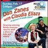 Milk and Cookies Playhouse  Dan Zanes with Claudia Eliaza  Family Sensory-Friendly Show @ Ritterhausen Theater