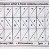 Warren-Ver Straeten Half Quartet @ Kingston Artist Collective and Cafe