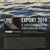 Export 2019: A Joint Exhibition of International Artists @ The Poughkeepsie Trolley Barn