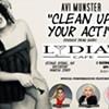 Drag Show - Avi Munster & Queens @ Lydia's Cafe