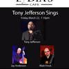 Tony Jefferson Sings @ Lydia's Cafe